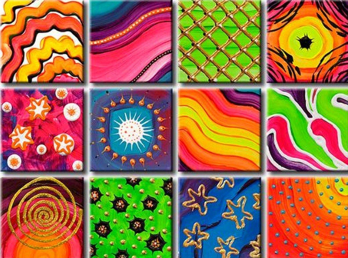 Cuadros mexicanos de tepuzuacan cuadros de arte moderno for Pinturas acrilicas para cuadros