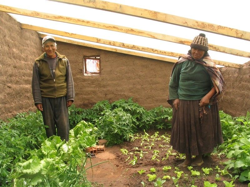 Walipini On Pinterest Underground Greenhouse Greenhouses And Passive Solar