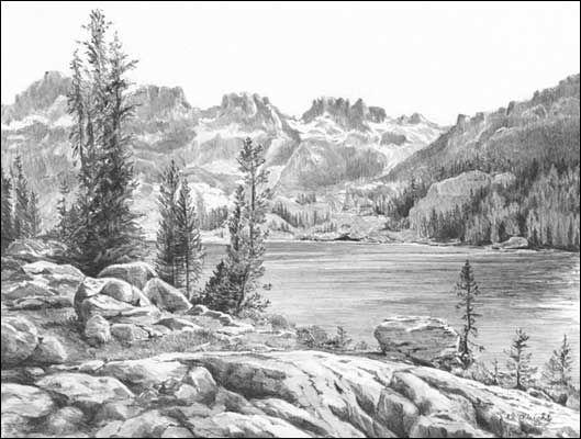 Coloring For Adults Kleuren Voor Volwassenen Google Search Landscape Drawings Graphite Drawings Landscape Sketch