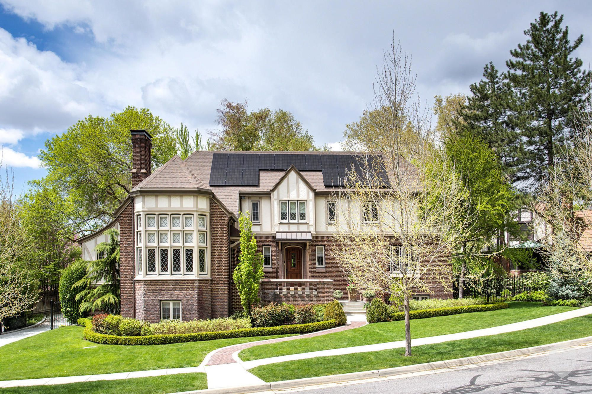 Tudor Style Mansion In Federal Heights In Salt Lake City Ut United States For Sale 10271072 Mansions Classic Architecture Salt Lake City Ut