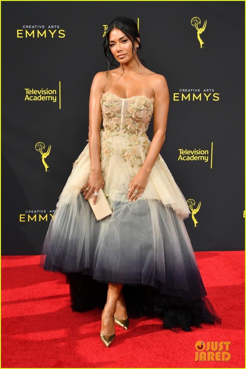 Nicole Scherzinger Stuns at Creative Arts Emmys 2019!