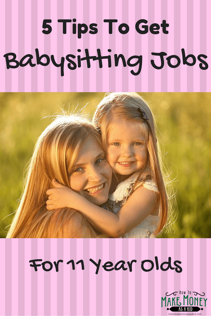 how to get a babysitting job