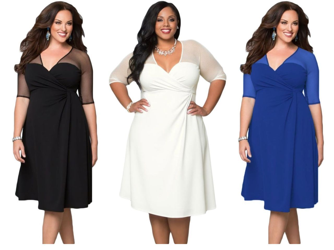 Awesome awesome new womens plus size x x x black white blue