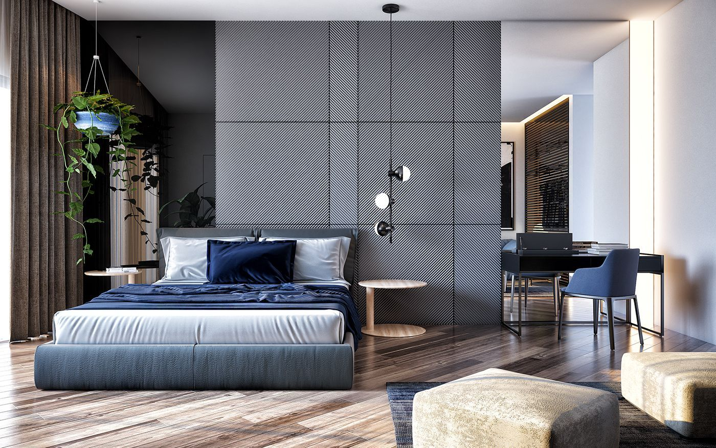 30 Great Modern Bedroom Design Ideas Update 08 2017 Co Hinh