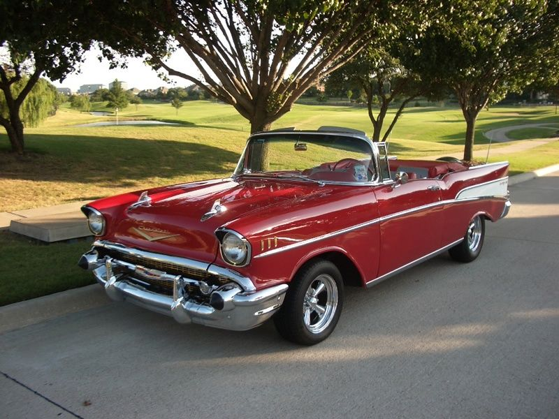 57 Drop Top | My favorite cars/vintage | Pinterest | Drop, Cars and ...