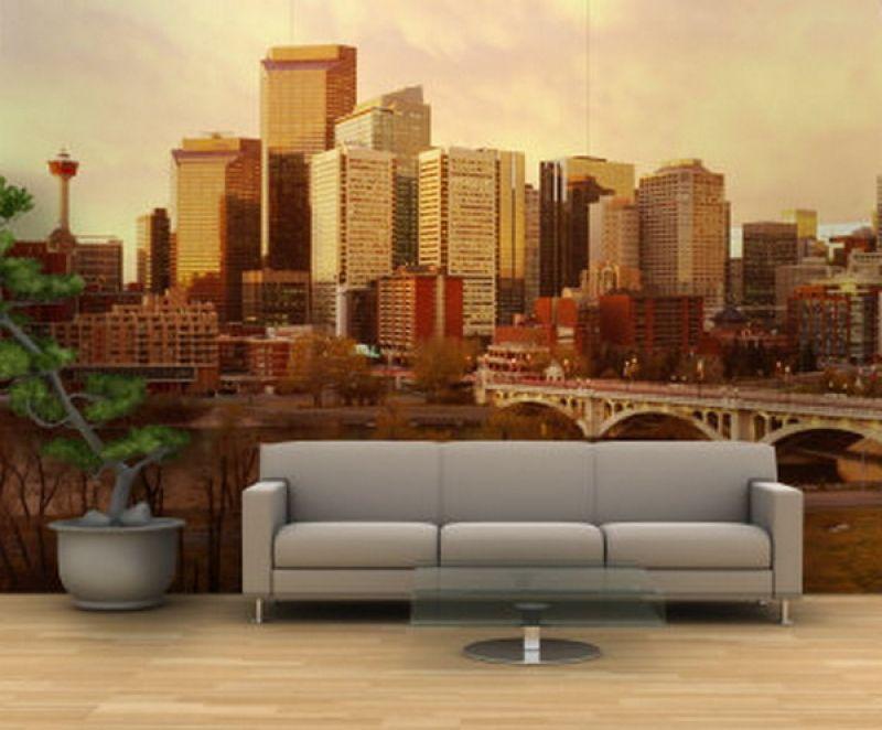 Best Calm Small Living Room Wallpaper Murals Decor Ideas 400 x 300