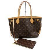 Louis Vuitton Tote Bag Neverfull Pm Brown Monogram SHC116857 This is an authentic Louis Vuitton Tote Bag Neverfull Pm Brown Monogram Handbag All photos This image has get...