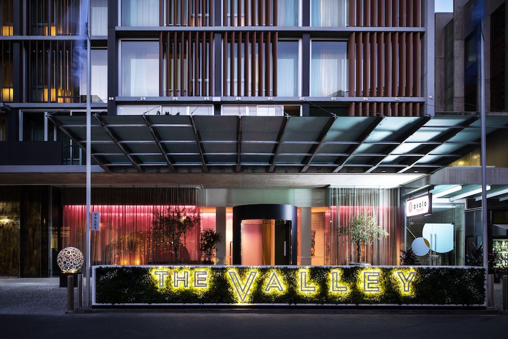 Ovolo The Valley Hits Brisbane Small Luxury Hotels Luxury