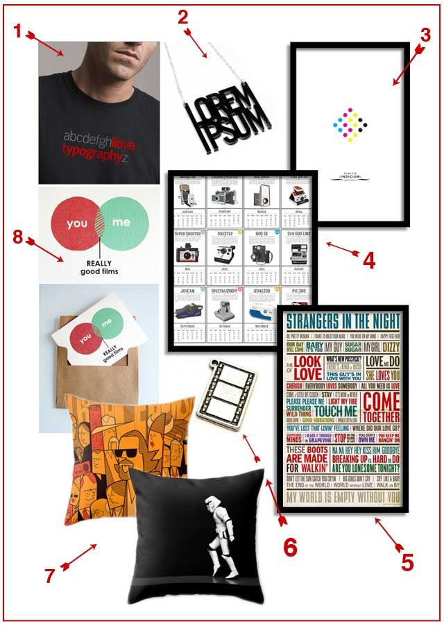 Eight Geeky Valentine S Day Gifts For Film Makers And Graphic
