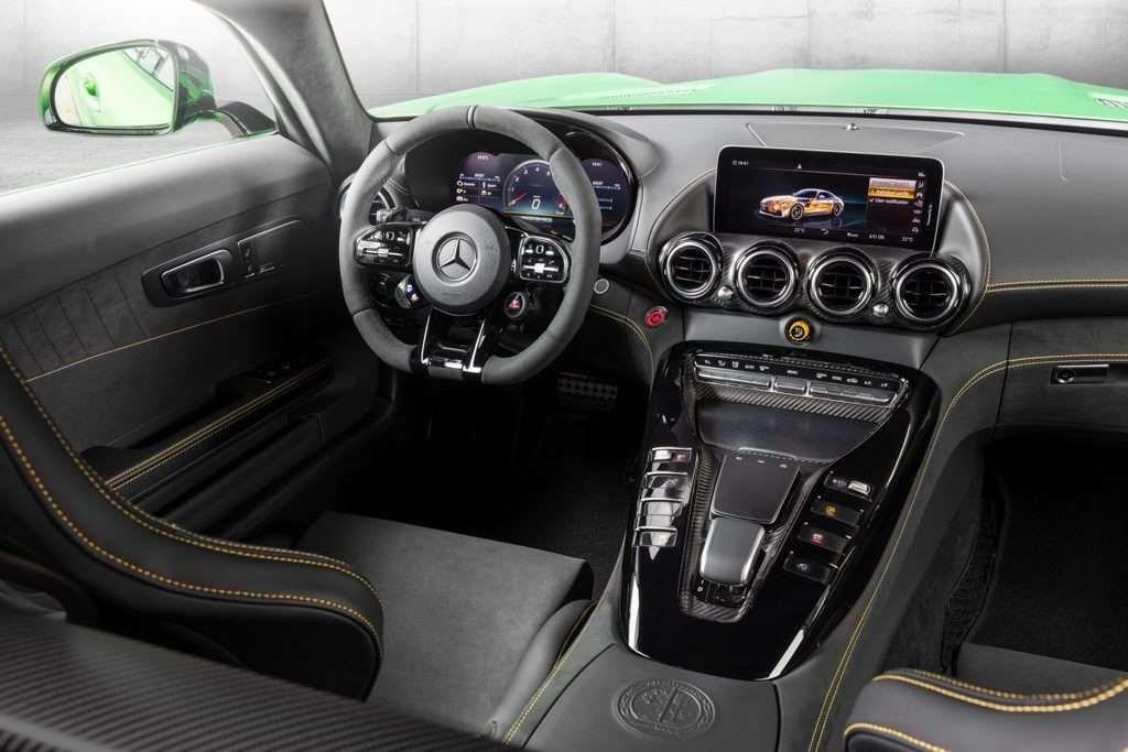 Nuevos Mercedes Amg Gt Y Gt R Pro Avec Images Los Angeles