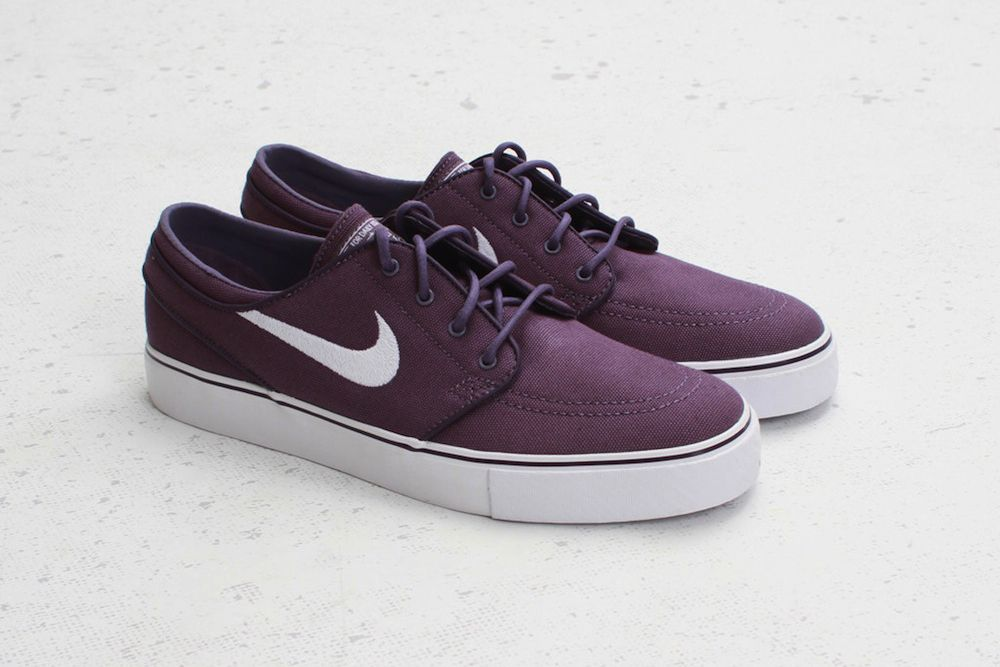 ccca0fb52d25 Nike SB Zoom Stefan Janoski Low - Canyon Purple White