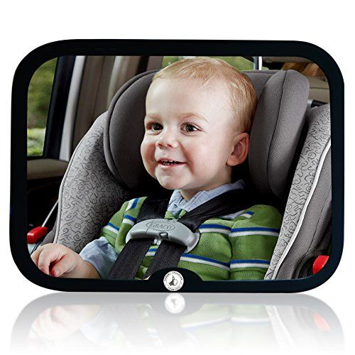 Back Seat Baby Car Mirror For Your Best Safety View To See Infant In Rear Facing