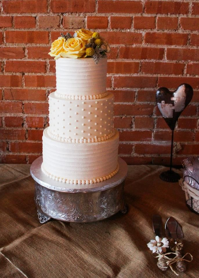 Yellow & Grey Wedding http://significanteventsoftexas.com/
