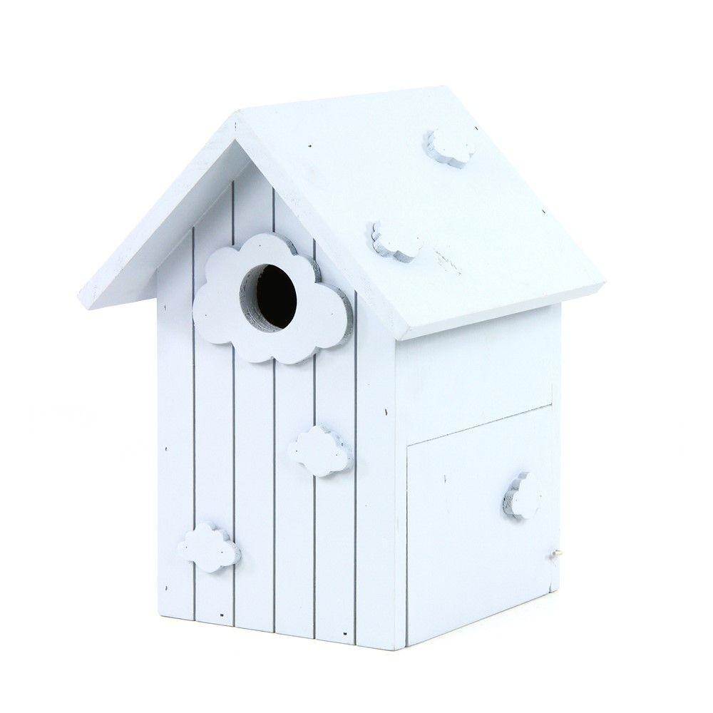 Nichoir Nuage pour oiseau : Trou d'envol D3,2 cm Bois FSC