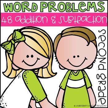 24 Addition Subtraction Word Problems Great For Whole Group Activities Small