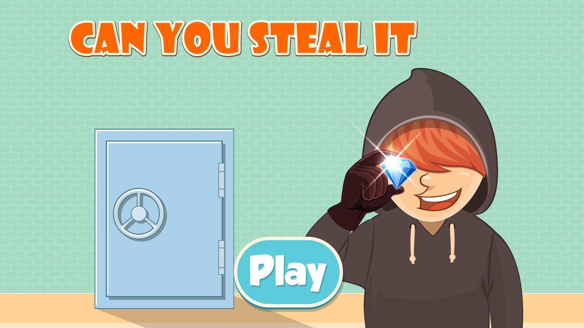 Can You Steal It Secret Thief PuzzleGamesiosAdventure