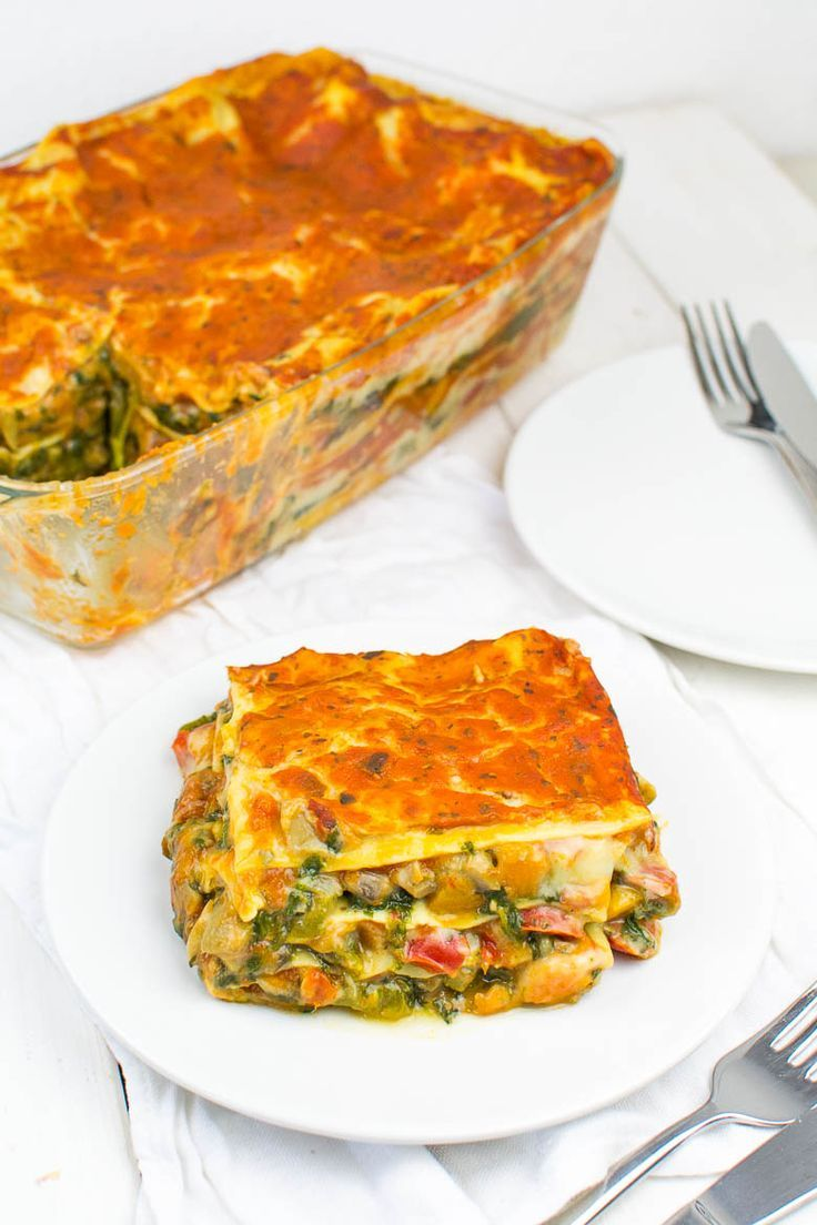 Photo of The World's Best Vegetable Lasagna {vegan}
