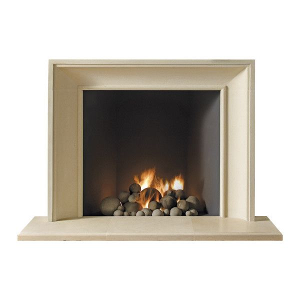 Gas Fireplaces Liked On Polyvore Featuring Home Home Decor Fireplace Accessories Fireplaces Furni Contemporary Fireplace Stone Fireplace Mantel Fireplace