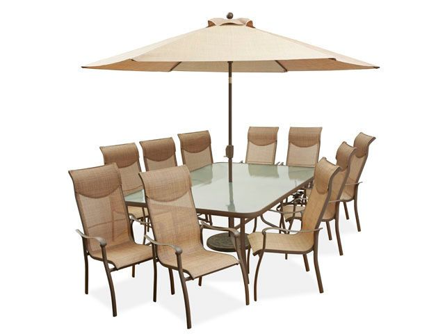 Fortunoff Hideaway 11pc $1200 Http://www.fortunoffbys.com/patio
