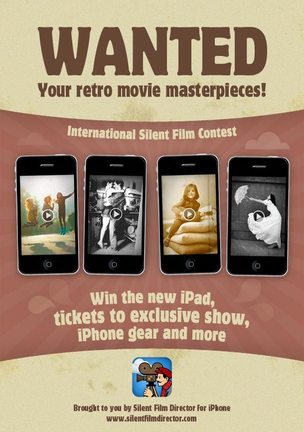 Enter our contest and win new iPad! iphonephotoeditorapp