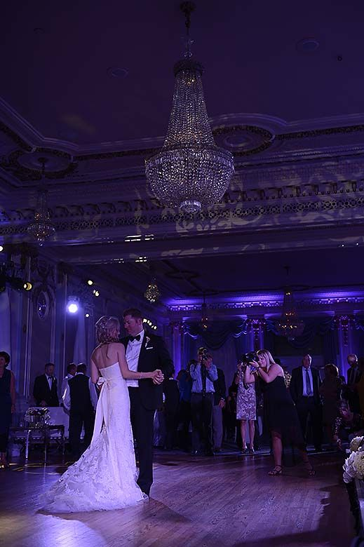 Lavish Purple Fairmont Palliser Wedding July 8 2017