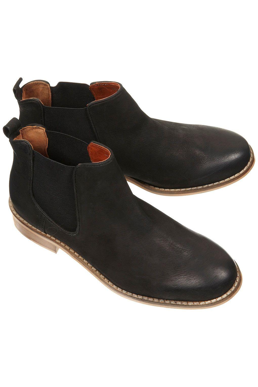 topshop flat boots