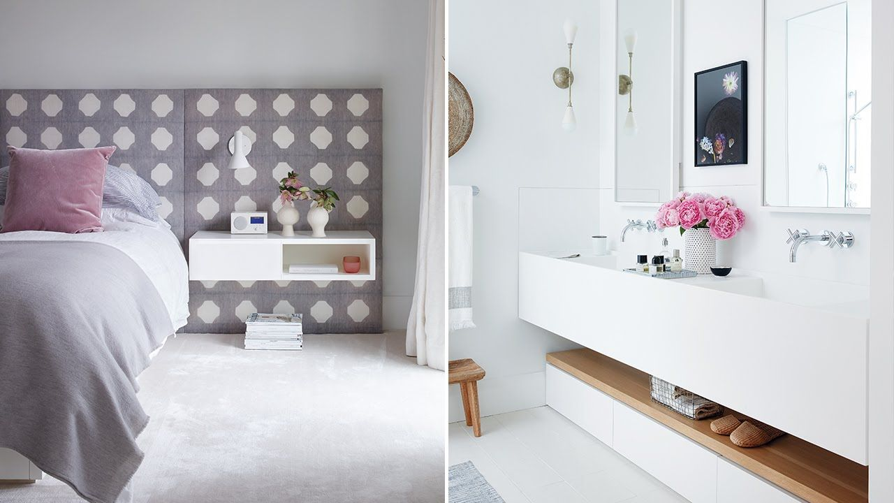 Romantisches schlafzimmer interieur interior design u before u after a dreamy master bedroom suite