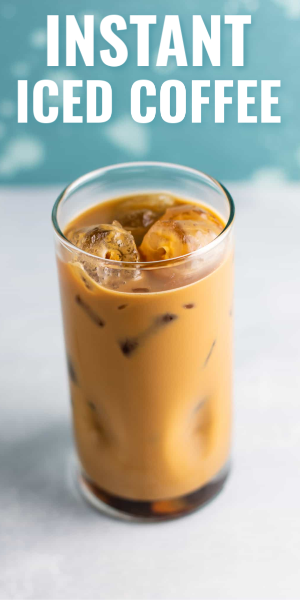 Instant Iced Coffee Instant Iced Coffee Recipe Ice Coffee Recipe Iced Coffee At Home