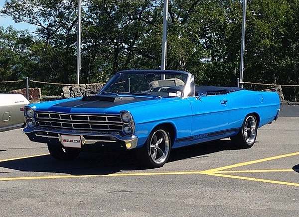 1967 Ford Galaxie 500 Convertible Ford Galaxie Ford Galaxie 500 Ford Classic Cars