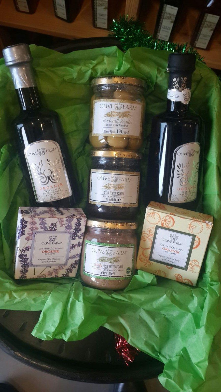 9700 Tl Olive Farm Paket 2 250 Ml Ayvalk Zeytinya Sabun