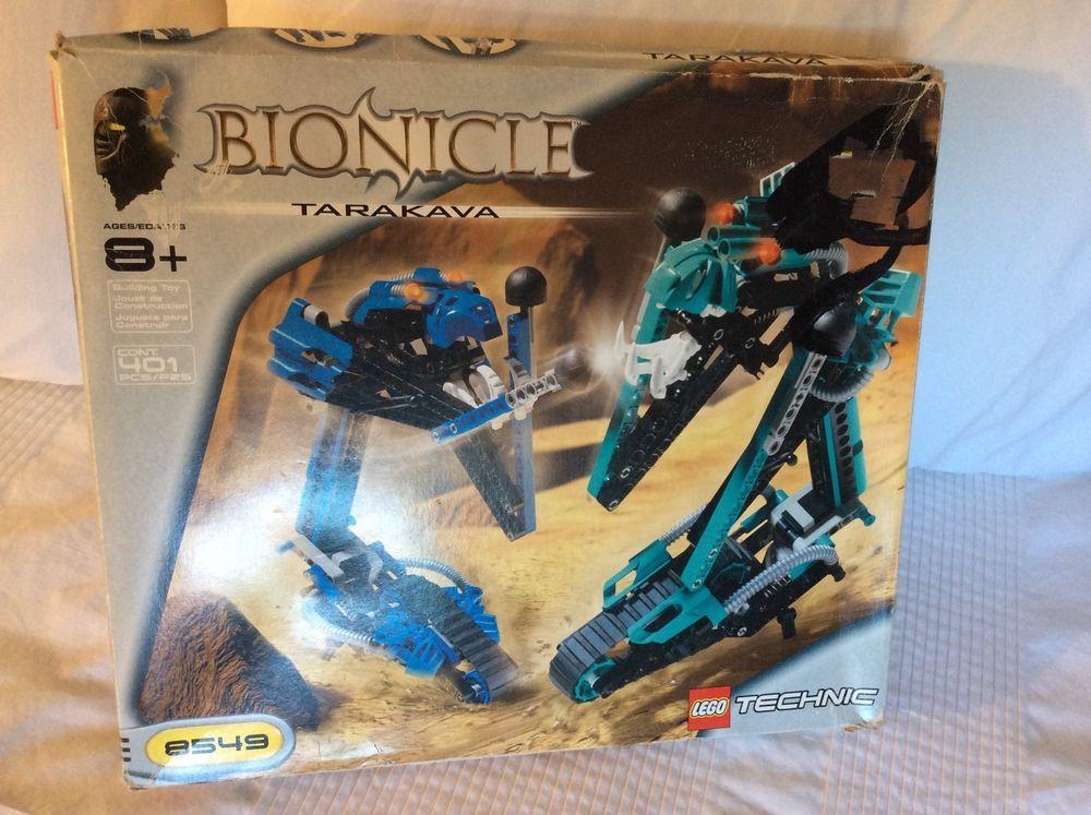 Lego Bionicle Rahi Tarakava 8549