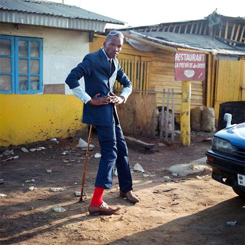 Congo, Dandy, People