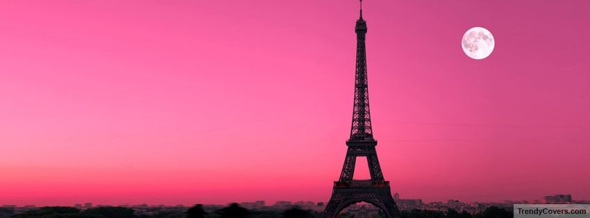 Eiffel Tower Paris Facebook Cover | Facebook cover photos ...
