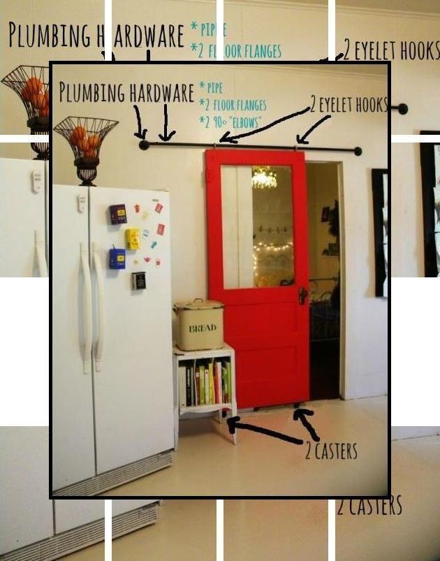 Interior Barn Door Kits Hanging Sliding Door Hardware Exterior