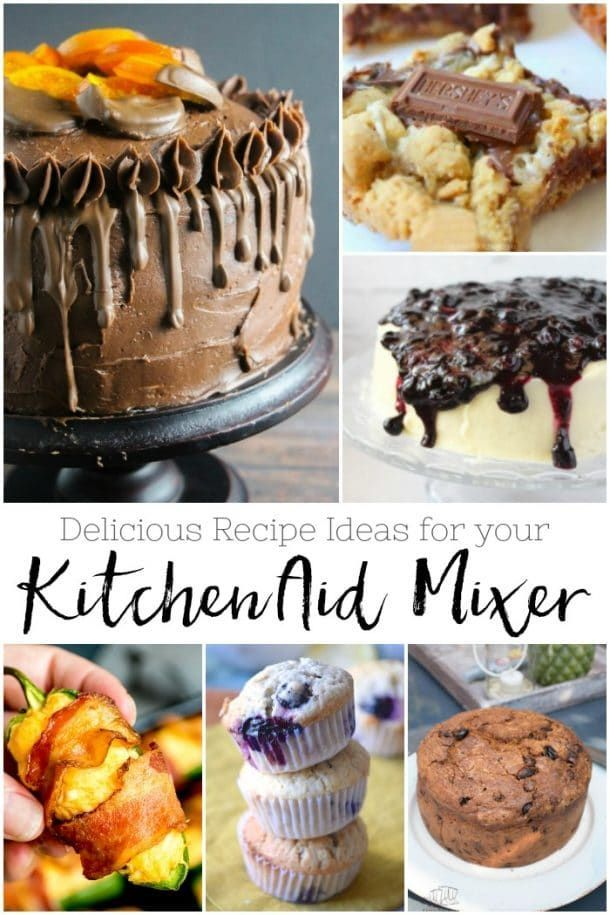 Photo of 20 Delicious KitchenAid Mixer Recipes