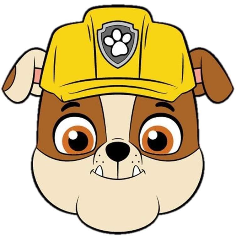 Laternen Basteln Paw Patrol In 2020 Rubble Paw Patrol Hund Geburtstag Paw Patrol Spielzeug