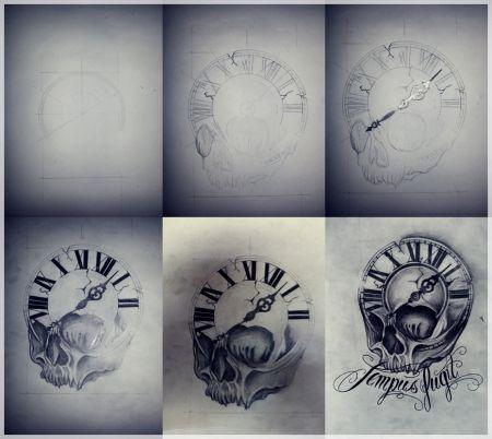 Tattoo-Foto: Motiv finished