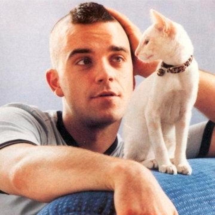 Robbie Williams on