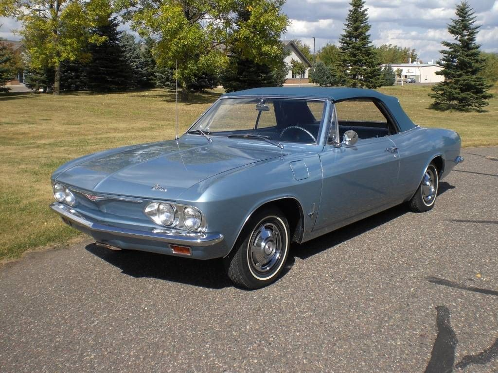 1965 Chevrolet Corvair...Re-pin...Brought to you by ...