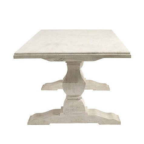Andrews Double Pedestal Dining Table Dining Table Double