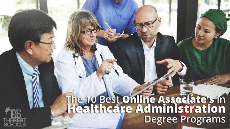 The Best Online Associate in Healthcare Administration