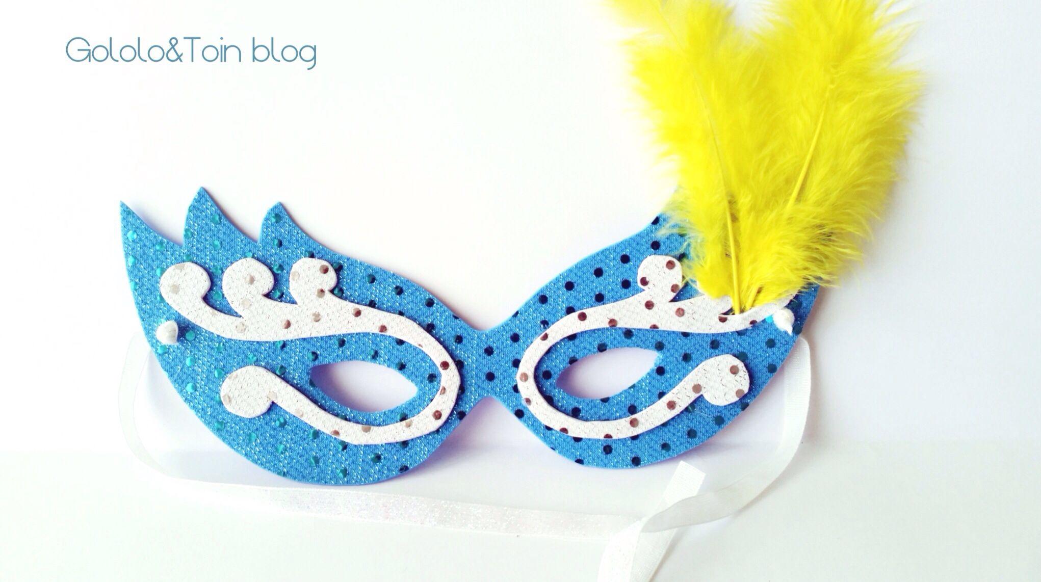 M scara veneciana en goma eva costume pinterest m scaras venecianas carnaval diy y carnaval - Mascaras para carnaval manualidades ...