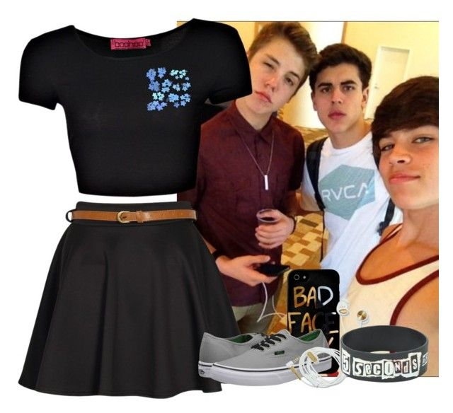 """""""With jack hayes and Matthew"""" by stayfab13 ❤ liked on Polyvore"""