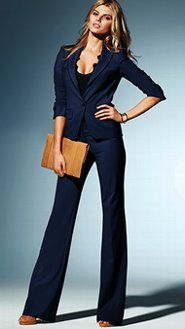 business women suit Sexy pant