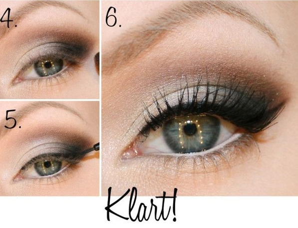 Eyes Are The Mirror Of Your Soul | 25+ Make Up Tutorials To Take Your Beauty To The Next Level  http://www.jexshop.com/