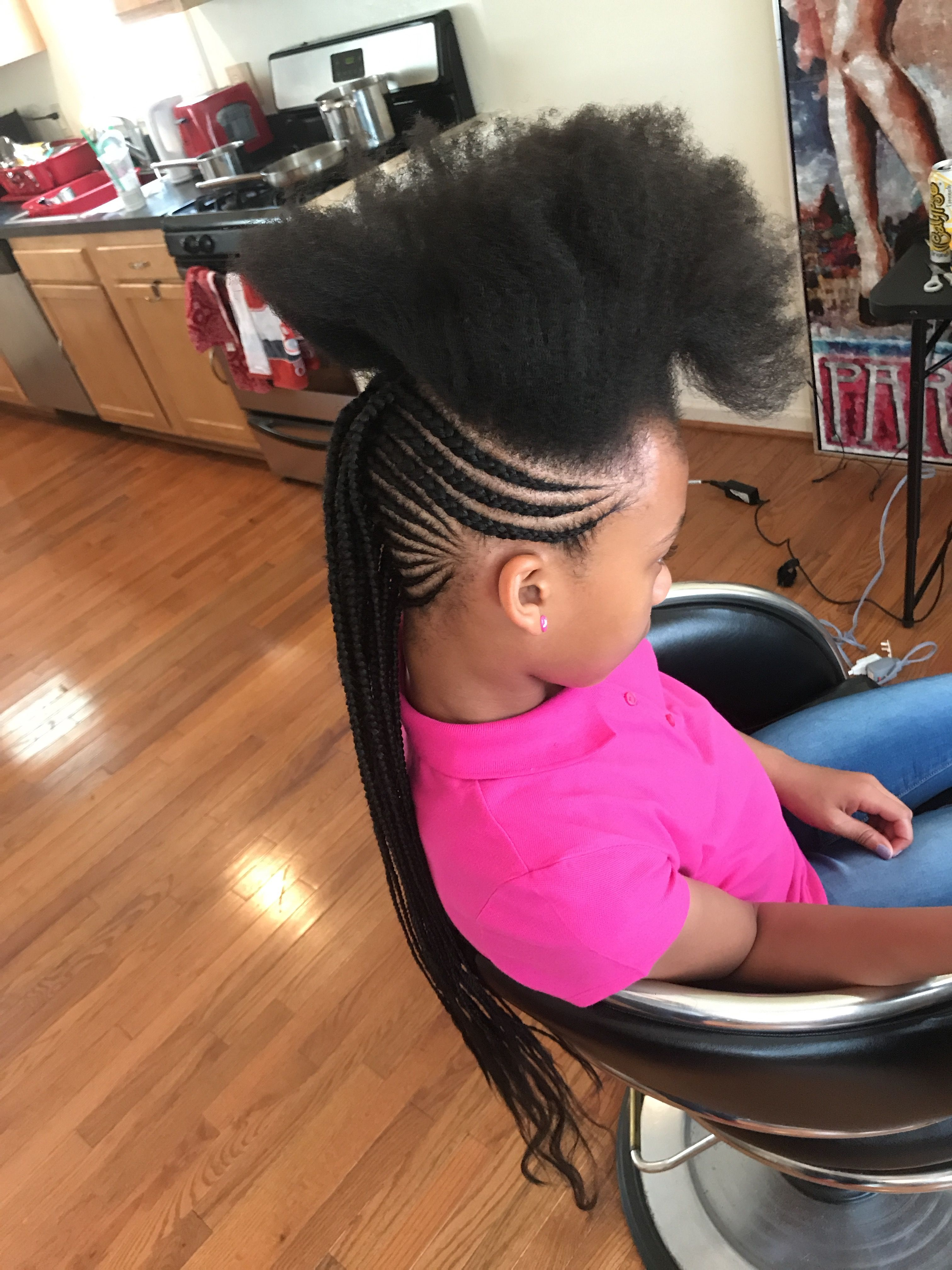 Pinterest Flawlessmia Kids Braided Hairstyles Girls