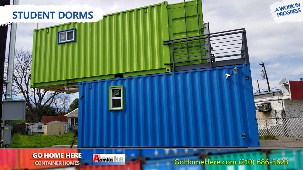 Shipping Container Homes For Sale in San Antonio, TX