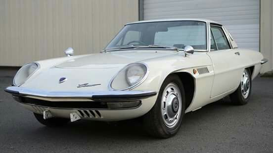 Captivating 1968 Mazda COSMO 2 Door Coupe For Sale In Salem, Oregon, Black U0026  Houndstooth, White, Wankel