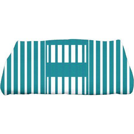 Simply Daisy 28 Inch X 58 Inch Beach Blanket Stripe Print Bath