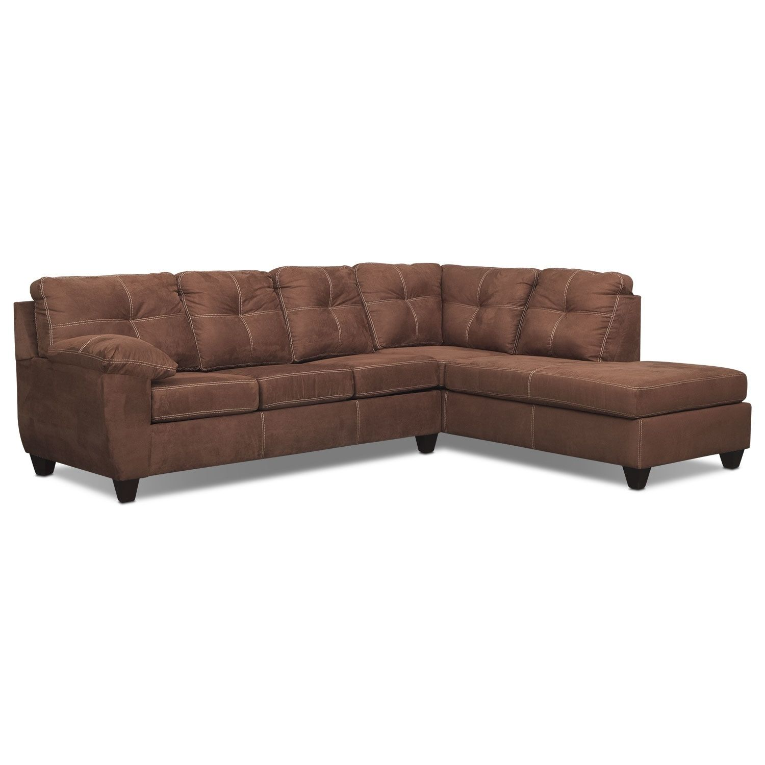 Superb Seth Genuine Leather Sofa  Rope   Part Of The Cindy Crawford Collection,  Enjoy Genuine Rope Coloured Leather Thanks To The Seth Sofa. In Addition Tu2026